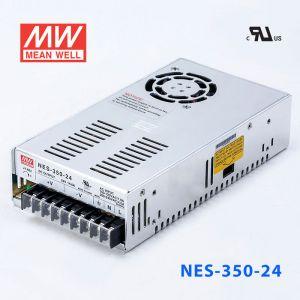 NES-350-24 350W 24V14.6A 单路输出经济型明纬开关电源(NE系列)